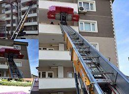 Gemlik Asansörlü Evden Eve Nakliyat